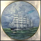 The Copenhagen Collector Plate by Alan D'Estrehan