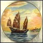 The Foochow Collector Plate by Alan D'Estrehan