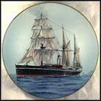 The Frigorifique Collector Plate by Alan D'Estrehan