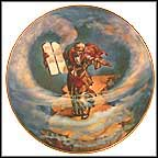 The Ten Commandments Collector Plate by Yiannis Koutsis MAIN