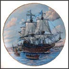 Vasa Collector Plate by Alan D'Estrehan