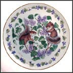 Playtime Collector Plate by Heidi Lindy