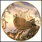 The Ark Collector Plate by Gustavo Novoa MAIN