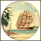 Bora Bora Collector Plate by John Stobart