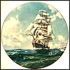 Running Free Collector Plate by John Stobart MAIN