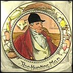 The Hunting Man - TC1049 Collector Plate