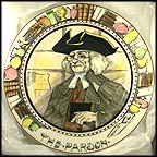 The Parson - D6280 Collector Plate