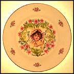 Love In Bloom Collector Plate