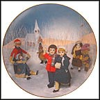 Iced Delight Collector Plate by Carol Greunke