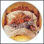 Awakening Collector Plate by John McClelland