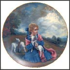 March - Winds Of March Collector Plate by Sandra Kuck