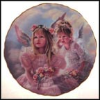 Sharing Secrets Collector Plate by Sandra Kuck MAIN