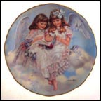 Sharing Stories Collector Plate by Sandra Kuck MAIN