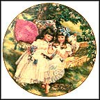 Storybook Memories Collector Plate by Sandra Kuck