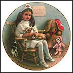 Tender Loving Care Collector Plate by Sandra Kuck MAIN