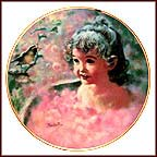 Little Emily Collector Plate by Thornton Utz