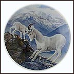 A Gentle Persuasion Collector Plate by Yin-Rei Hicks