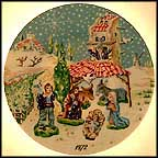 Nativity Collector Plate by Roch Popelier