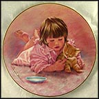 Feeding Time Collector Plate by Abbie Williams MAIN