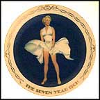 The Seven Year Itch Collector Plate