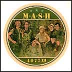 The M*A*S*H Plate Collector Plate by J. LaBonte