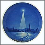 The Holy Light Collector Plate by Willi Hein
