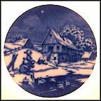 Children At Watermill Collector Plate
