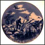 Mountaineer Collector Plate