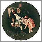 The Dreamer Collector Plate by Norman Rockwell