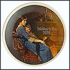 Bedtime Collector Plate by Norman Rockwell