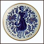 Mother And Children Collector Plate