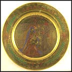 The Nativity Collector Plate