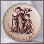 Guardian Angel Collector Plate by Berta Hummel