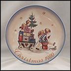 Parade To Toyland Collector Plate by Berta Hummel