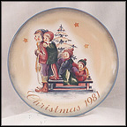 A Time To Remember Collector Plate by Berta Hummel