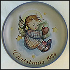 A Gift From Heaven Collector Plate by Berta Hummel MAIN