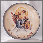 Heavenly Light Collector Plate by Berta Hummel