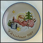 Angelic Gifts Collector Plate by Berta Hummel