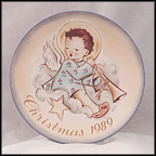Angelic Musician Collector Plate by Berta Hummel