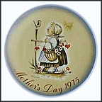 Message Of Love Collector Plate by Berta Hummel