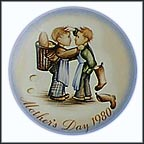 Mother's Little Helpers Collector Plate by Berta Hummel