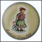Playtime Collector Plate by Berta Hummel