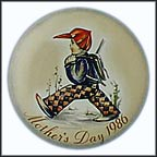 Home From School Collector Plate by Berta Hummel