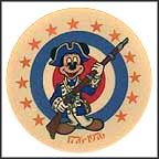 Minuteman Collector Plate by Disney Studio Artists