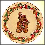 Christmas Presence Collector Plate by Gordon Fraser