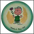 Linus Collector Plate by Charles Schulz