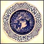 Silent Night Collector Plate by Marianne Stuwe