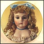 Bru's Bebe Faith Collector Plate by Mildred Seeley