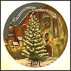 O' Tannenbaum Collector Plate by Biedermann