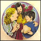 Sharing Confidences Collector Plate